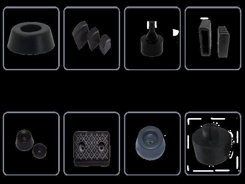 peças vazadas para fixação