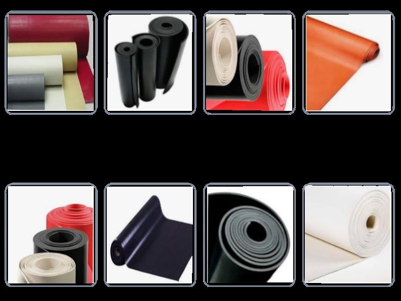 O Lençol de borracha SBR é utilizado para uso geral em indústrias siderúrgicas, automotivas, fundições, estaleiros, montagens industriais e também pela construção civil. Sendo aplicados na maior parte de todos os segmentos do mercado.